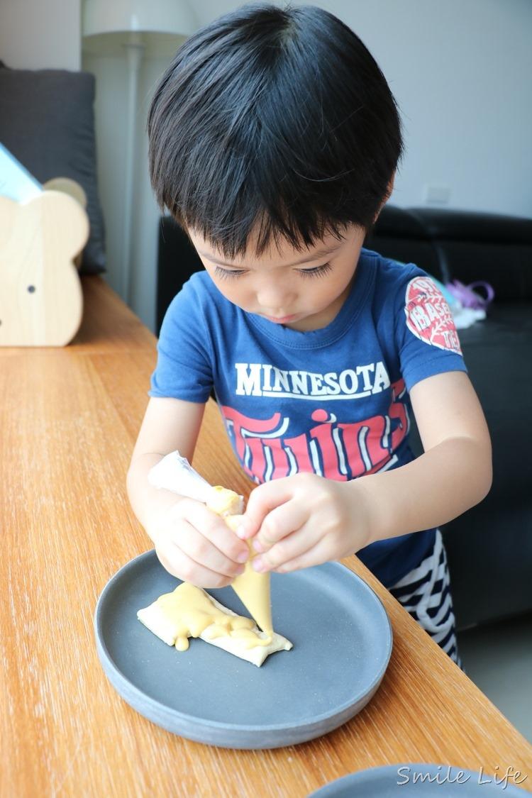 ▌食譜▌男生宿舍裡的少女心烘焙-幼幼班糖霜餅乾/自製收涎餅乾