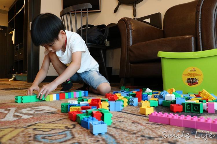 ▌馬來西亞▌5天4夜親子團。day4走進放大版LEGOLAND樂高樂園 (住宿篇)