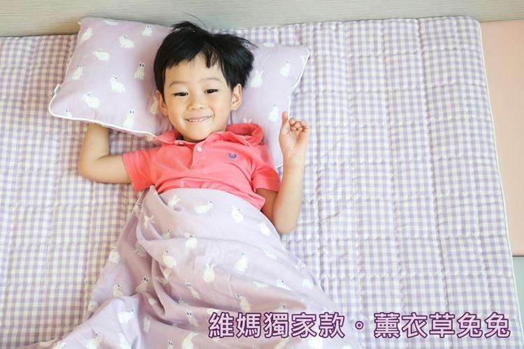 ▌韓國兒童睡袋▌維媽獨家款。韓國Wow手工純棉兒童攜帶床組(可加被胎)從baby一路睡到上幼稚園 維媽團購