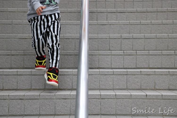 ▌兄弟穿搭▌義大利Diadora迪亞多納輕量運動童鞋。一家人鞋子都超好買
