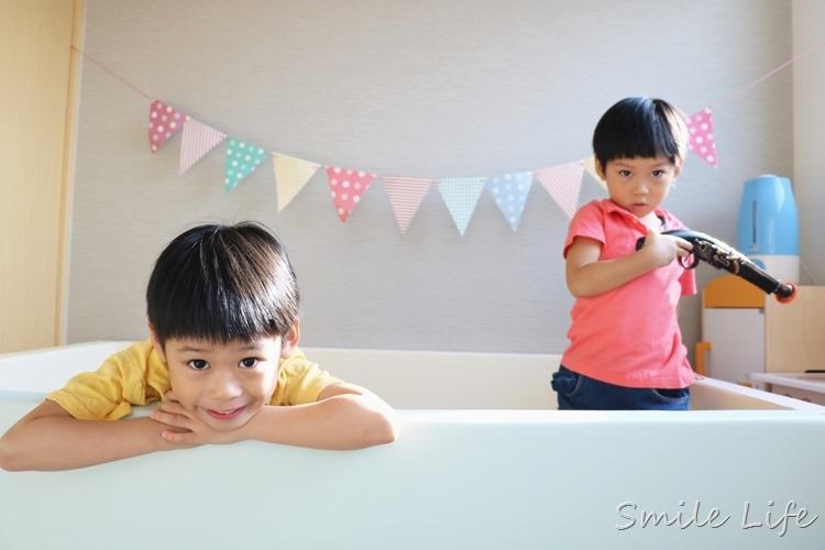 MIT。HANPLUS 4cm超厚折疊式兒童無毒安全地墊/寶寶遊戲墊/沙發椅。彈簧腳不怕樓下鄰居來客訴