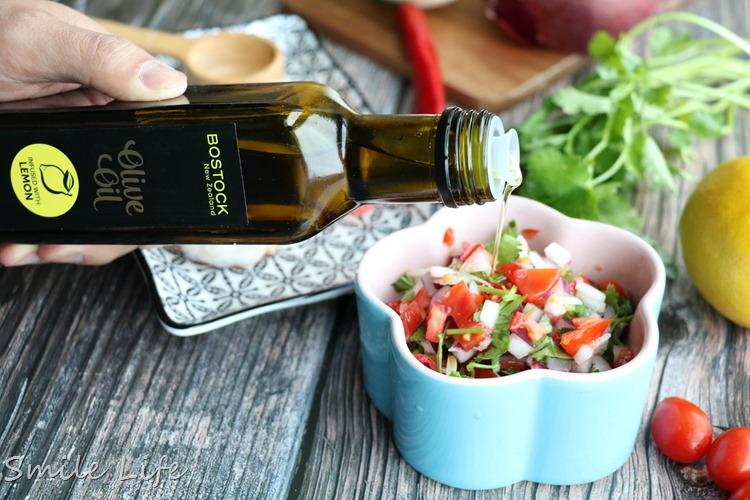 ▌食譜▌酸V酸V超爽口。夏天開胃最佳「涼」伴「番茄莎莎醬」
