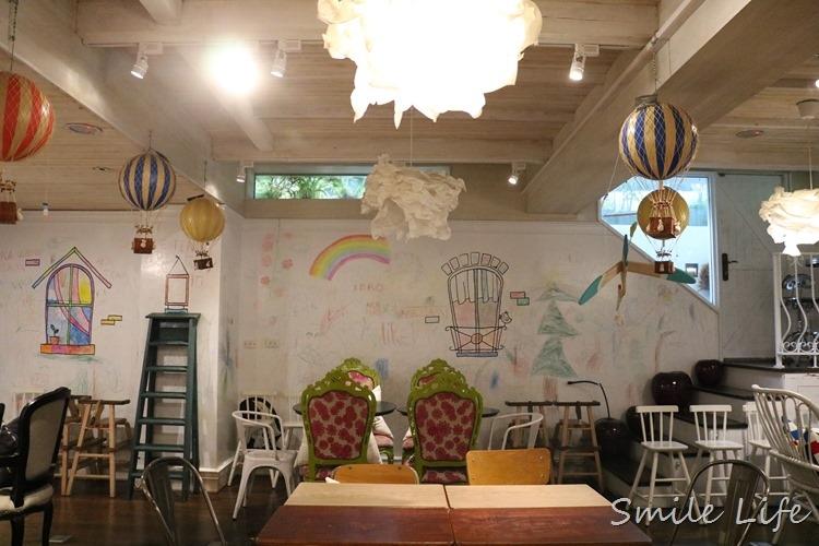 ▌台北▌生活美學親子友善餐廳「VVG POMME 好樣蘋果兒」
