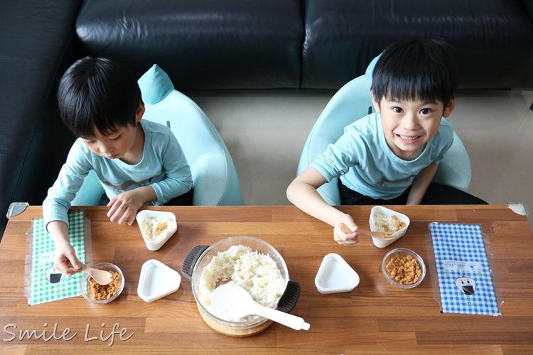 ▌一起野餐趣▌「元本山DIY三角飯糰海苔」野餐點心親子動手做。樂趣多更多  Smile Life維媽育兒生活