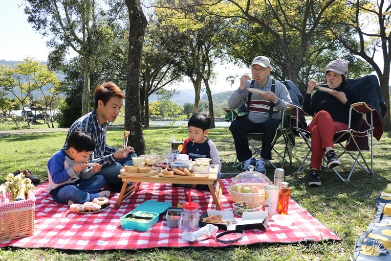 ▌親子愛野餐▌桃園野餐秘境+風格野餐必備道具清單攻略