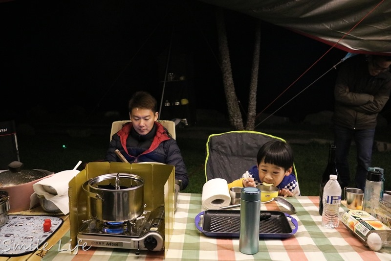 ▌森林人第02露▌新竹尖石-森林海露營區。Coleman新居落成