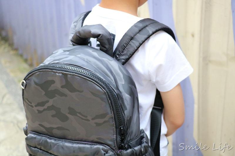 ▌OUTFIT▌維媽穿搭週記 X Haruhonpo小晴天本舖空氣感親子包。超強收納層完全中整理控的味