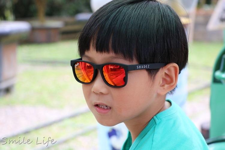 4/30開團預告▌潮小孩穿搭▌前Zara baby設計師設計。抗藍光/偏光/平光 瑞士SHADEZ幼童太陽眼鏡(0-12歲)。抗UV400耐彎折安全鏡架