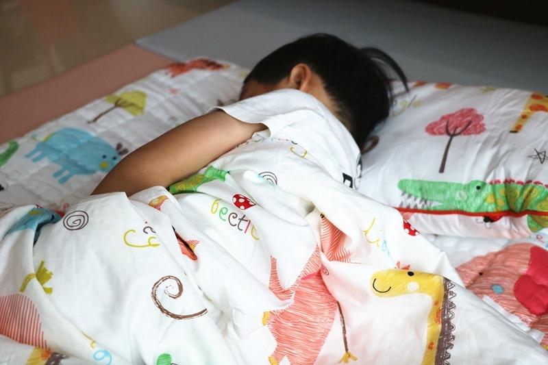 ▌2018夏季新品曝光▌從baby一路睡到上幼稚園。三合一高質感「韓國Wow手工純棉兒童睡袋/涼被組(小孩+baby+大人)」