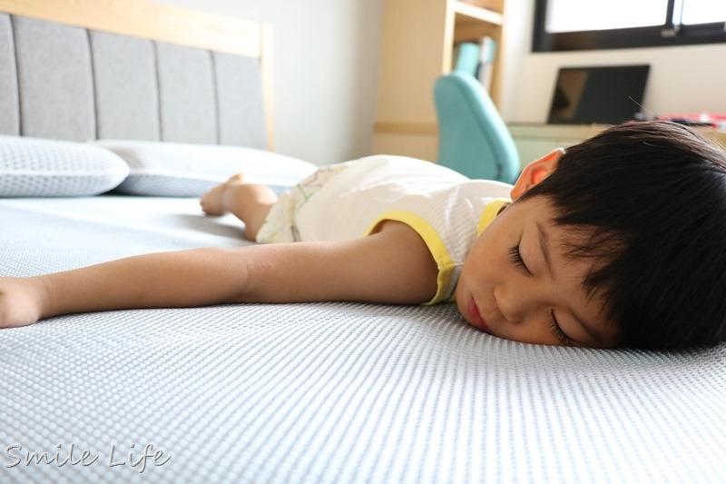 ▌寢具▌節電家庭必備。舒福家居3D立體透氣涼爽床墊。夏天不再睡到滿身汗
