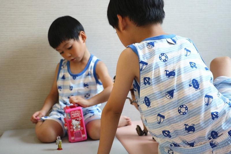 ▌穿搭▌透膚涼爽價親民「JOTA幼童家居服」。100%韓國原廠進口100%純棉 維媽團購
