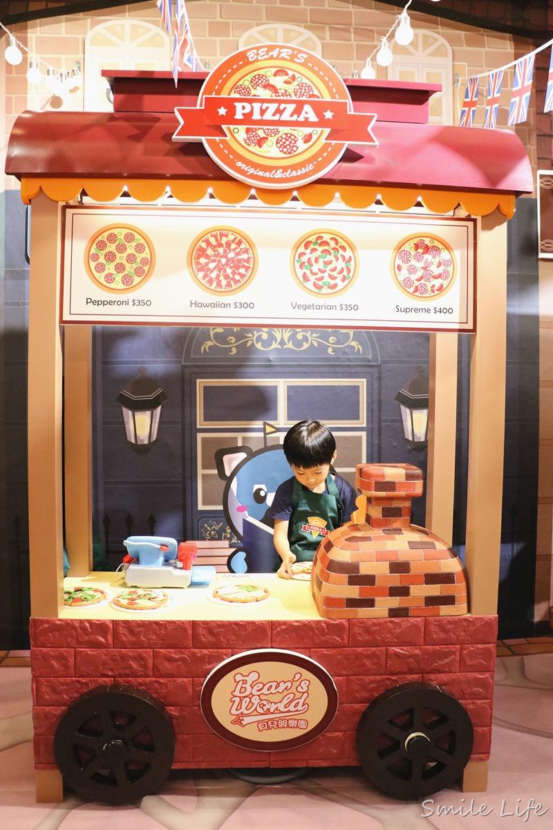 ▌桃園親子館▌全新開幕Bears World貝兒絲樂園。英倫味十足的異國風情