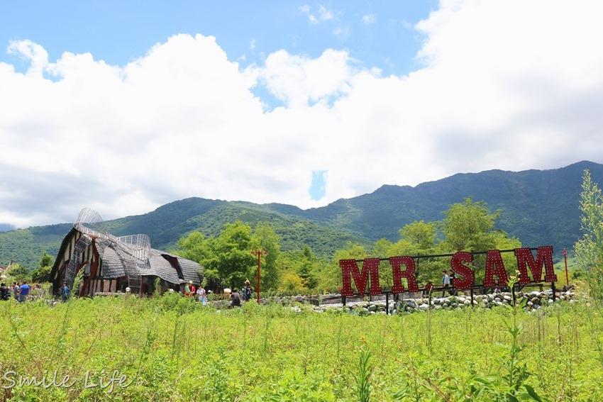 ▌花蓮景點▌IG打卡熱點「Mr. Sam 山姆先生咖啡館」到童話小屋喝咖啡▌花蓮景點▌IG打卡熱點「Mr. Sam 山姆先生咖啡館」到童話小屋喝咖啡