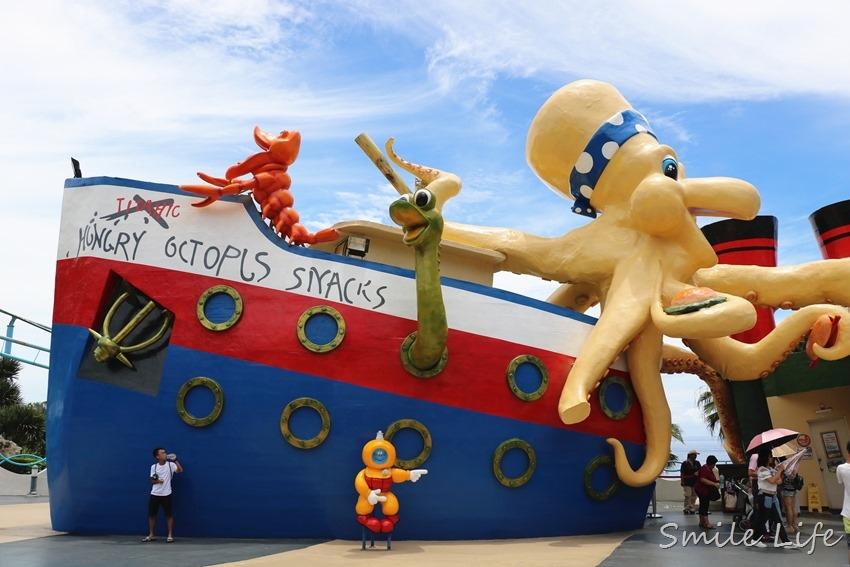 ▌花蓮景點▌暑假親子必訪「遠雄海洋公園」奇幻冒險 海盜水花派對▌花蓮景點▌暑假親子必訪「遠雄海洋公園」奇幻冒險 海盜水花派對