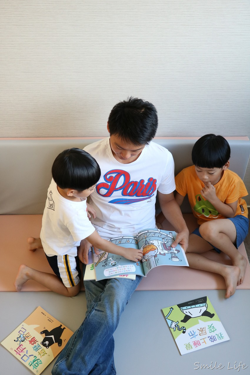 ▌親子必推書單▌黃瑽寧醫師第一套劇本式繪本《阿布與小樂系列》 維媽