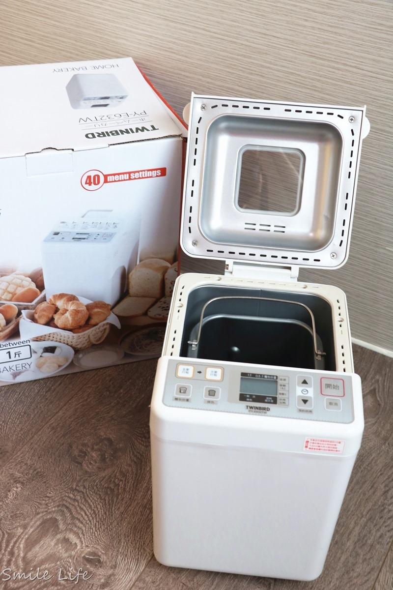 ▌食譜▌日本TWINBIRD多功能製麵包機。業界最高40種內建模式。忙碌主婦的救星丫
