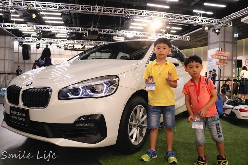 ▌親子活動▌全家人的守護從小扎根 2018 BMW Kids Campus 兒童交通安全體驗營
