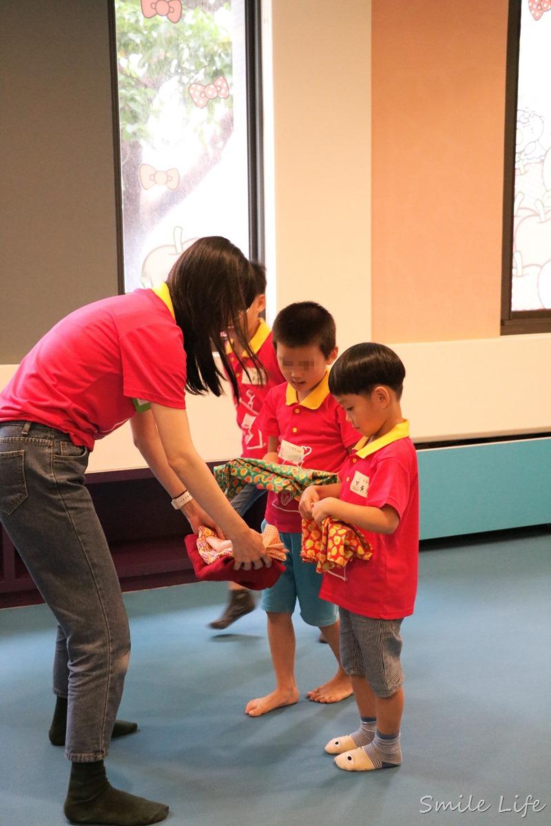 ▌兒童體驗營▌2018麥當勞叔叔之家-小小志工體驗營。讓孩子在心中埋下一顆助人的種子
