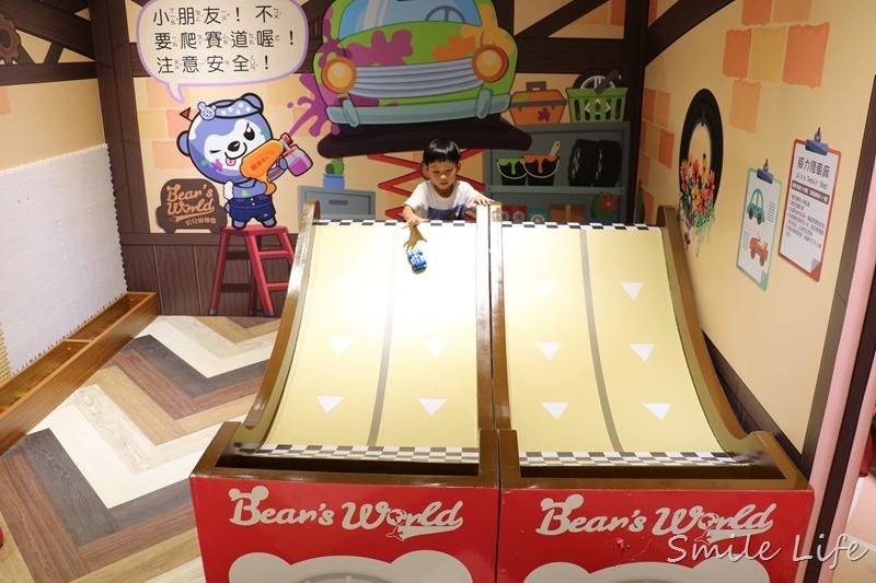 ▌台中親子館▌全新開幕Bears World貝兒絲樂園。浪漫法國席捲