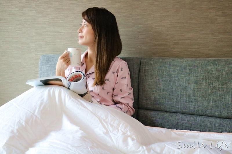 ▌寢具▌可水洗、可真空壓縮、防蹣「QTACE心舒淨羽絨被」。寒冬也能擁有舒適靜謐的睡眠品質