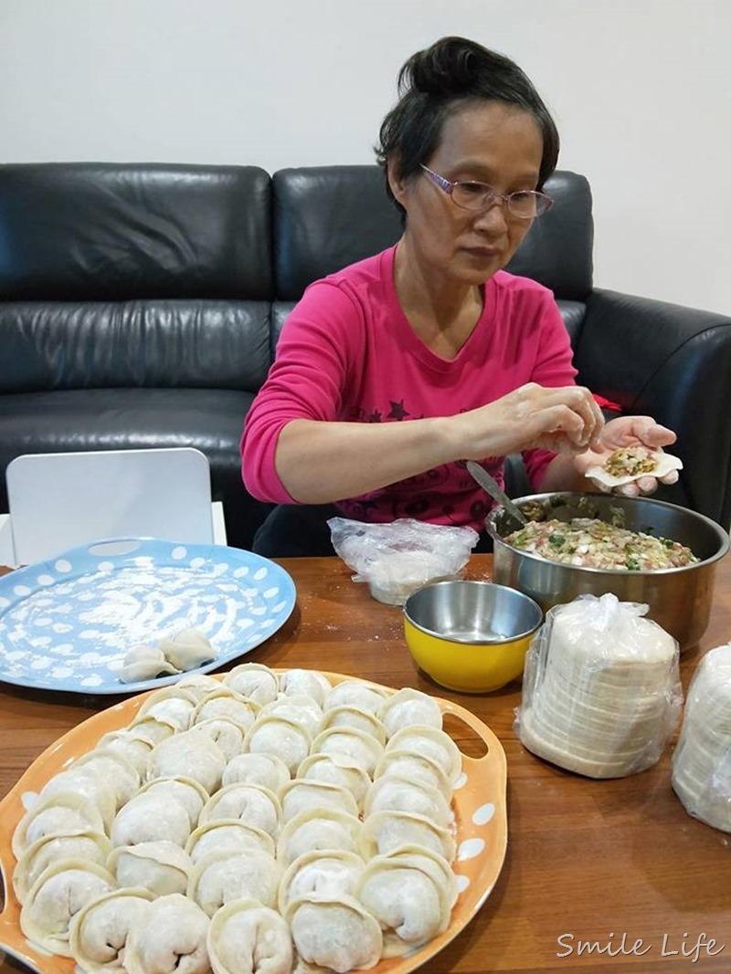 ▌食譜▌高麗菜豬肉水餃肉餡+6 道水餃皮創意點心DIY