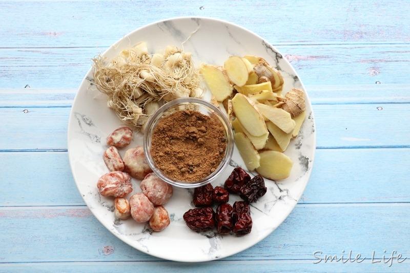 ▌食譜▌「黑糖葱薑湯」暖身禦寒、預防感冒、提升免疫力!