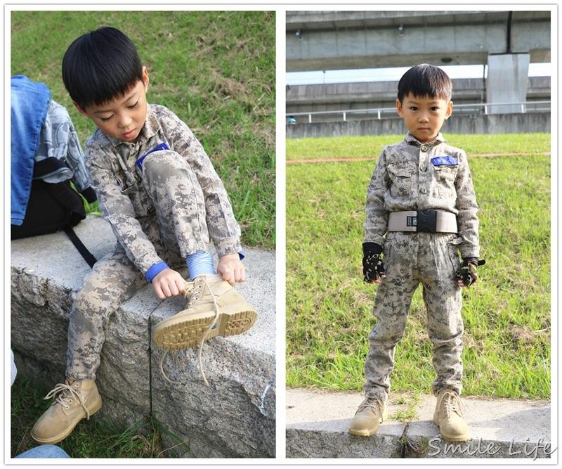 ▌小職人體驗營▌ 小兵日記軍事體驗營。菜鳥兵報到 維媽親子活動