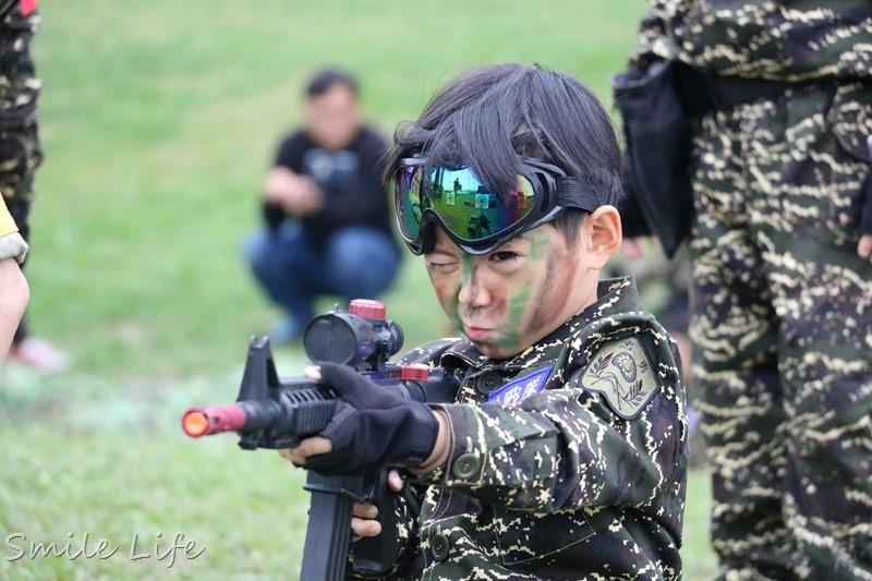 ▌小職人體驗營▌小兵日記兒童軍事體驗營2-全台首梯海軍陸戰隊 叢林野戰精銳部隊
