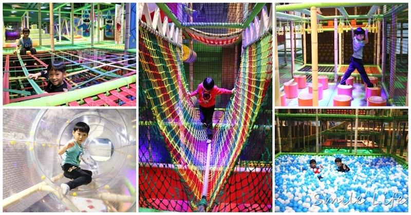 ▌全新開幕 ▌「PaPark 爬爬客兒童館」(ATT台北大直店)。2月底前平價日不限時一票玩到底。彈跳、拳擊、魔鬼溜滑梯、三層樓叢林攀爬繩網迷宮。帶孩子體能大fun電