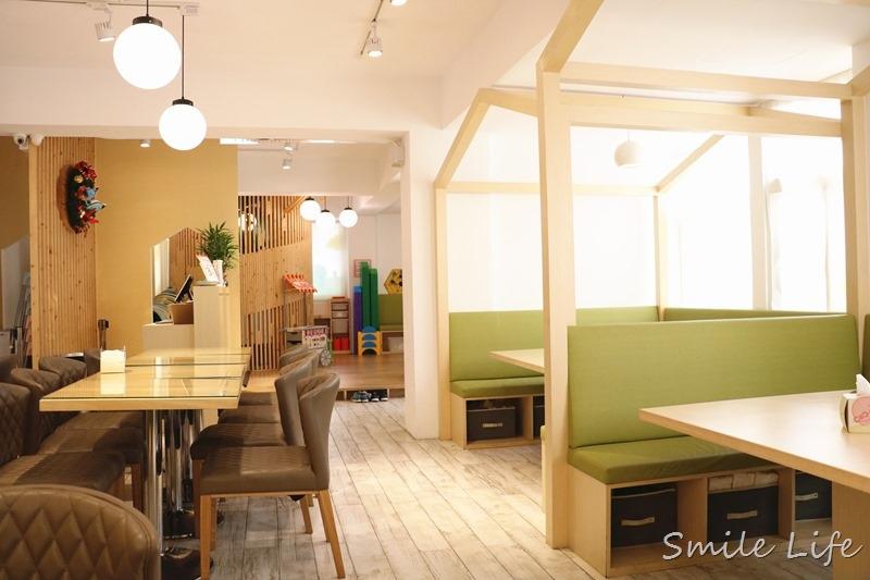 ▌台中▌派寶i放慢親子餐廳。超刺激旋轉溜滑梯 健康輕飲食