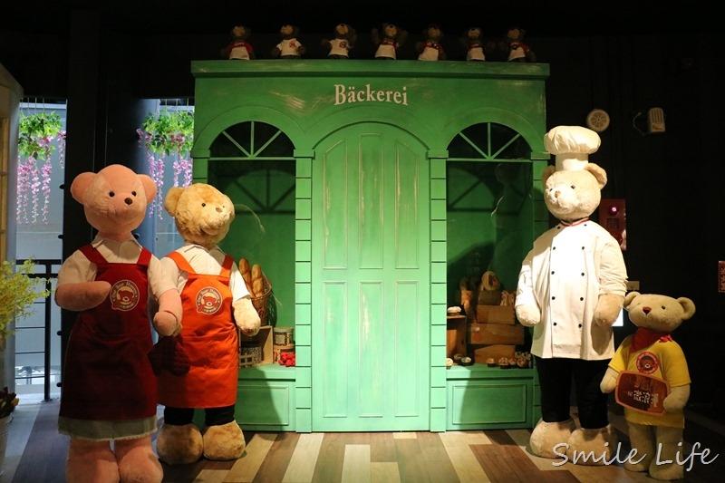 ▌新竹關西。親子景點▌亞洲最大泰迪熊博物館「小熊博物館」。帶你環遊熊世界一次拍好拍滿