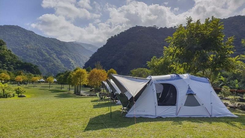 ▌第10露 ▌那山那谷。宜蘭南澳山谷環繞的美村落,鮮肉教練陪你漂漂河、親子溯溪、沙池、漫天星空四季都美艷動人