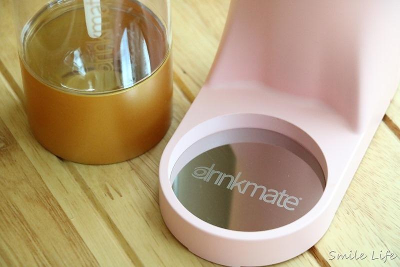 ▌8/24開團預告▌全台最迷你「美國Drinkmate G258 Mini 氣泡機」。可直接打果汁、果醋、製作纖體香草氣泡水