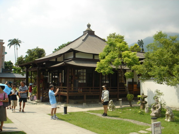 日式傳統木造建築