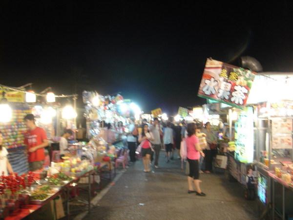 南濱夜市吃吃喝喝
