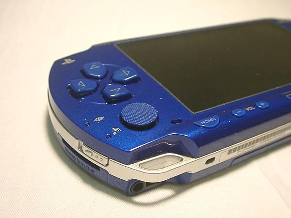 PSP 藍色左邊方向類比鍵