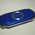 PSP 藍色背面全照