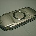 PSP 銀色背面全照