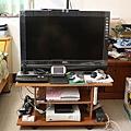 電視桌照片