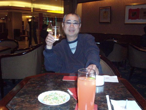 2007年一家子三月回台灣