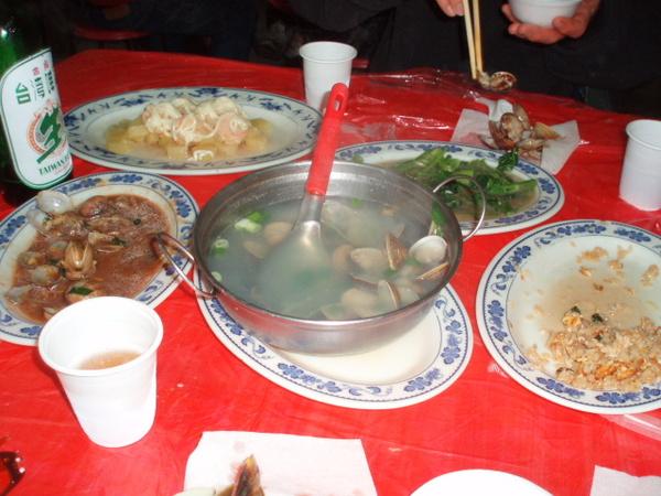 2007年7一家子三月回台灣