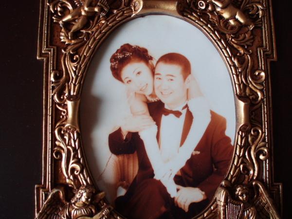 結婚照相簿封面