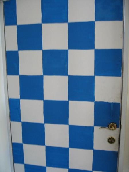 自己漆的門.jpg