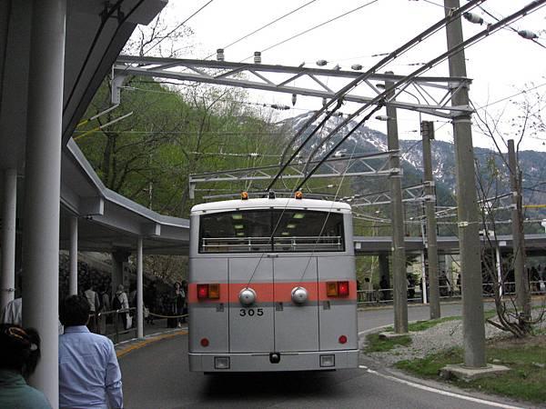 戶外電氣公車