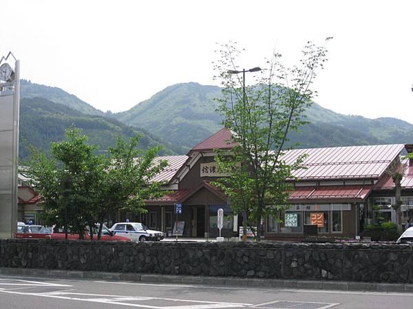 信濃大町車站