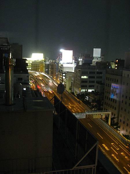 東京飯店外