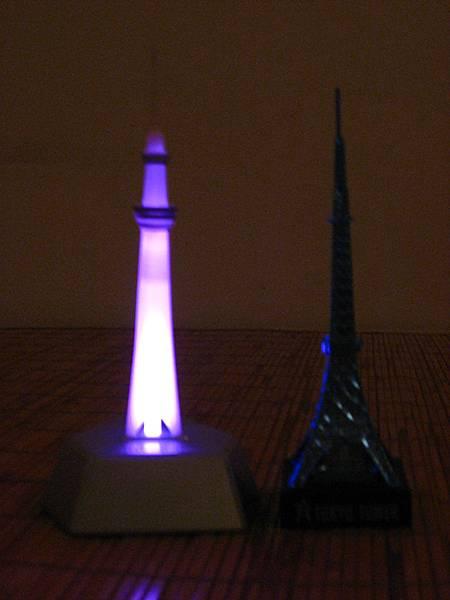 點燈(紫)