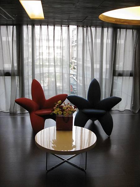 可愛的海星椅