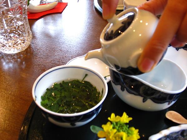 加醬油的茶