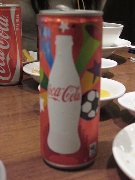 可口可樂瘦小版